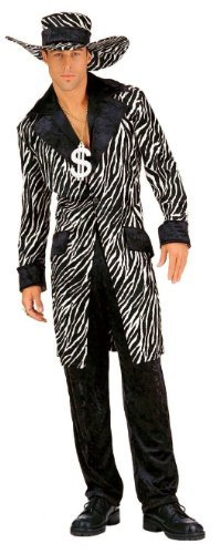 Rubies Mens Sugah Daddy Pimp Costume - Large