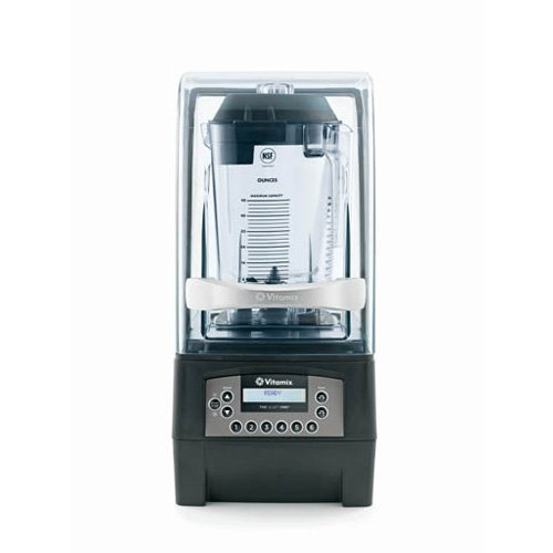 Vitamix The Quiet One On-Counter Commercial Blender with 48oz container