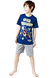 Angry Birds&#8482; Space Short Pyjamas