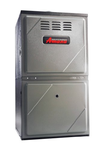 Amana Amvm960603Bx 60,000 Btu Furnace, 96% Efficiency, Modulating Burner, 1,200 Cfm Variable Speed Blower, Upflow / Horizontal Flow Application front-629446