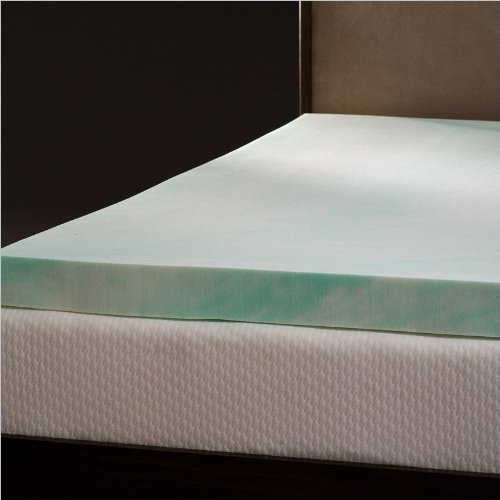 Queen Comfort Magic Enviro Green 4 Inch Memory Foam Mattress Topper Reviews Advantages Of