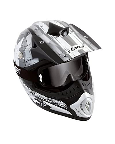 Römer Casco de Moto Starcross Motorcross