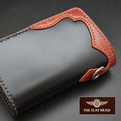 古き良きアメリカの文化が生み出したフラットヘッド(Flat Head)のお財布はいかがですか?