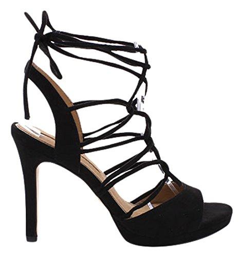 MARIA MARE Donna 66329 Abito scarpe nero Size: 41