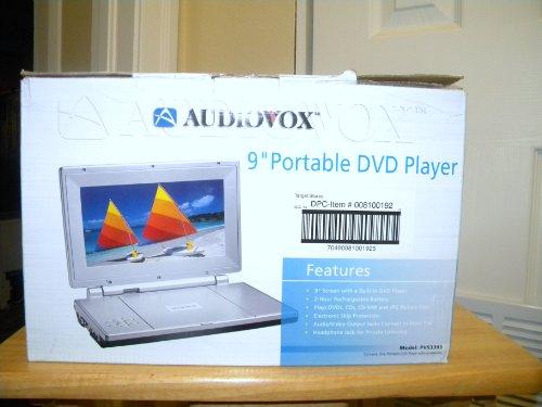 venturer portable dvd player manual