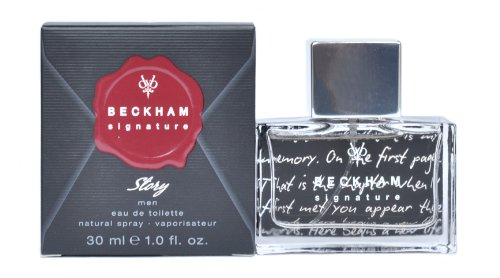 Beckham Signature Story Him Eau De Toilette Spray 30 ml