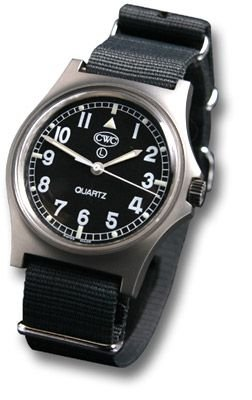CWC Genuine Military Issue G10 Watch Non-dated