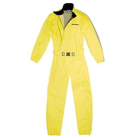 Spidi x 66-280 vêtements de moto imperméable pluie fLUX wP-jaune