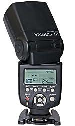 Yongnuo Professional Flash Speedlight Flashlight Yongnuo YN 560 III for Canon Nikon Pentax Olympus Camera / Such as: Canon EOS 1Ds Mark EOS1D Mark EOS 5D Mark EOS 7D EOS 60D EOS 600D EOS 550D EOS 500D EOS 1100D