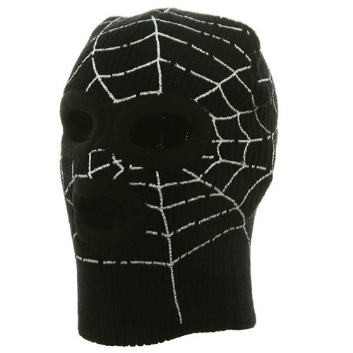 Super Hero Spiderman Ski Mask