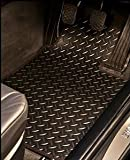 NISSAN QASHQAI (2010 on) 5 SEATER 2 FIXING CLIPS RUBBER CUSTOM MADE FITTED CAR FLOOR MATS SET