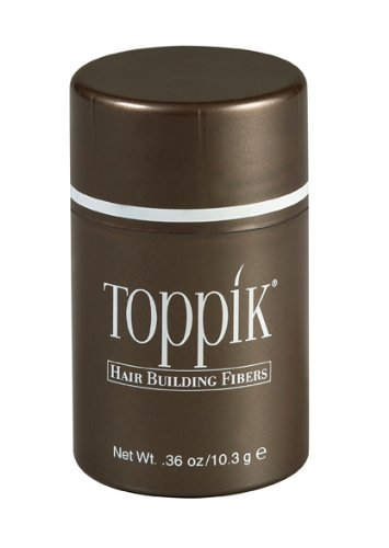 Toppik Gray - Microfibers that cover thinning hair