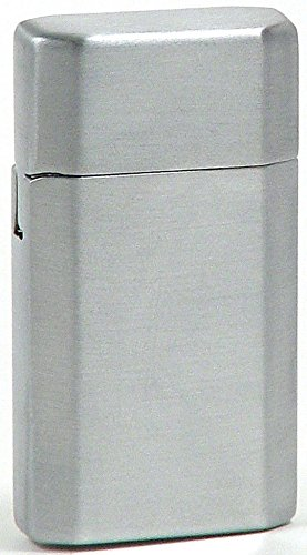 Ronson Jetlite Butane Lighter - Satin Chrome