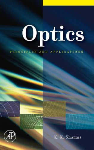 Optics: Principles and Applications