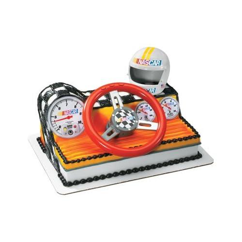 Nascar Cake Kit