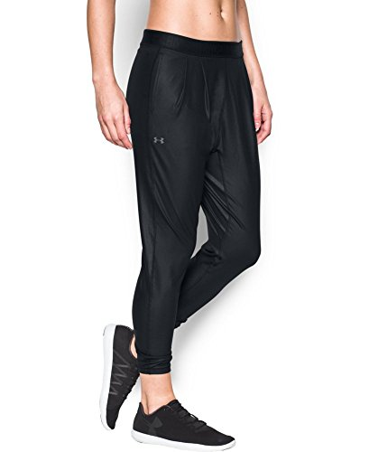 Under Armour Women's UA City Hopper Harem Pant XX-Large Short Black