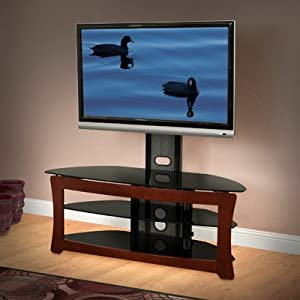 Avista Sovereign Plus TV Stand with Removable Mount, Espresso