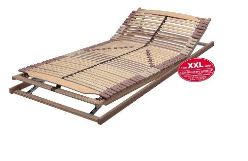 """Lattenrost """"Panda Superflex XXL"""" Größe: 120cm W x 200cm T"""