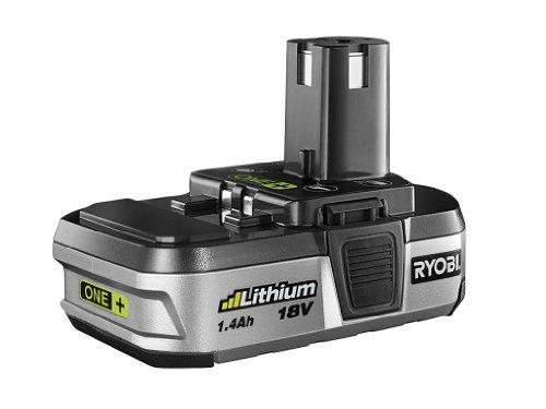 Ryobi BPL18152 2x18V 1.4Ah Li-Ion Batteries