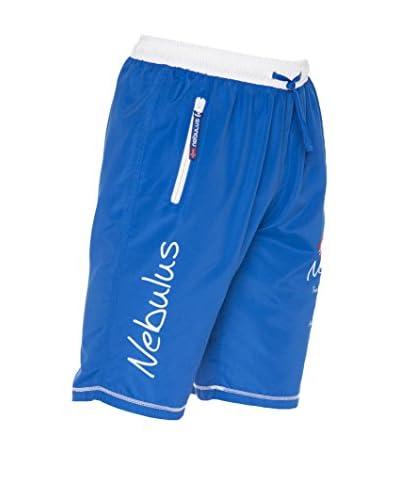 Nebulus Shorts Crazy kobalt