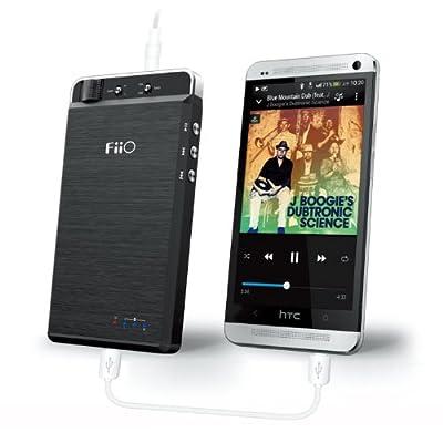 FiiO Kunlun E18 Portable DAC and Headphone Amplifier (Black)
