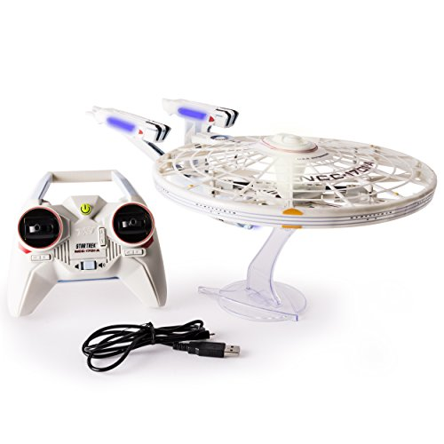 USS Enterprise Drone
