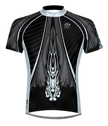 Buy Low Price Torch Cycling Jersey by Primal Wear Choice of Size (B0048JELK4)