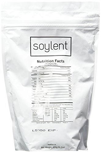 Soylent powder