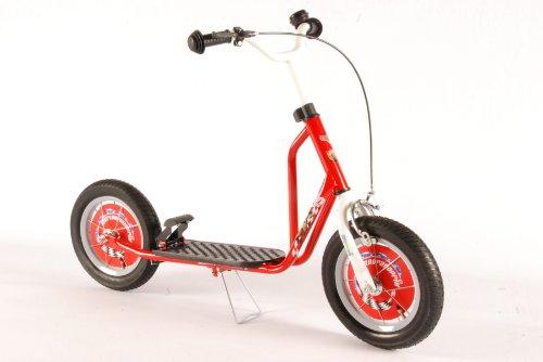gro er disney cars tretroller 12 zoll r der scooter c. Black Bedroom Furniture Sets. Home Design Ideas