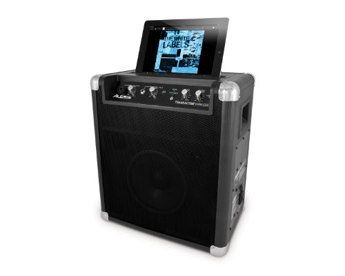 Alesis Transactive Wireless Portable Powered Bluetooth Speaker System (Portable Pa)