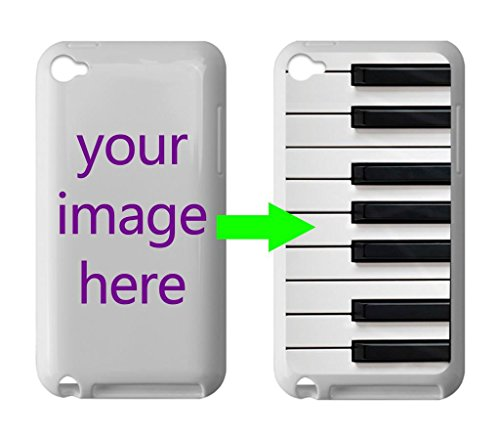 Fashion Design Piano Keyboard Personalized Custom Case For Ipod Touch 4Th Case