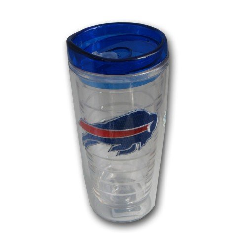 Buffalo Bills Hunter Insulated Tumbler with Patch