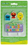Sesame Street 1st – Molded Candle Set…