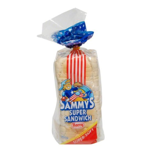 Harry Harry SAMMY`S Super-Sandwich Super - Soft - 1 x 750 g