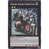 遊戯王カード Gachi Gachi Gantetsu/ガチガチガンテツ BP01-EN025R