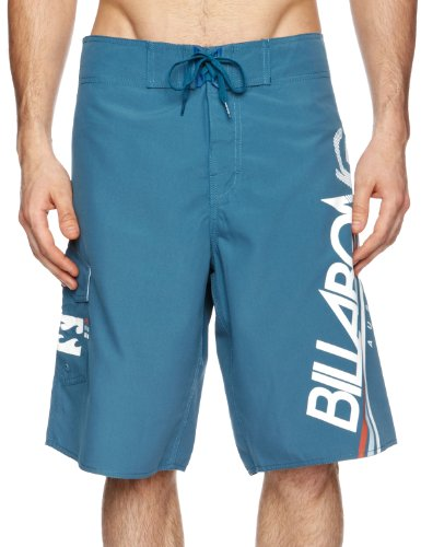 Billabong Liner Men's Swim Shorts Naval Blue W32 IN