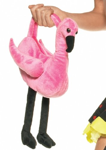 Leg Avenue Women's Flamingo Purse