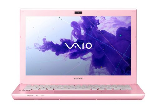 Sony VAIO S Series SVS1312ACXP 13.3-Inch Laptop (Pink)
