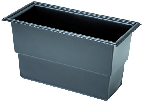 oase teichschale pe schwarz 380 x 780 x 450 mm. Black Bedroom Furniture Sets. Home Design Ideas