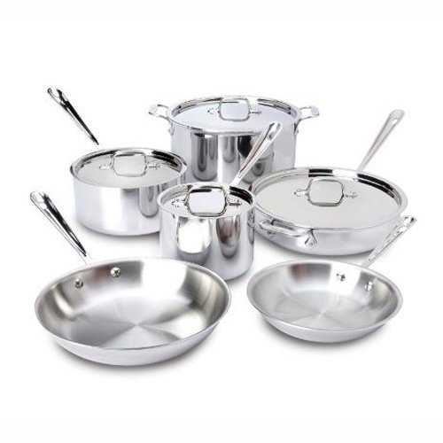 All Clad Induction Cookware Sets