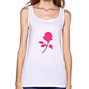 Women's Graphic Tank Top/roses