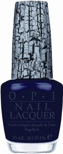 OPI Navy Shatter Nail Polish E63