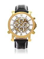 Boudier&Cie Reloj automático Man SK14H035 Blanco / Negro