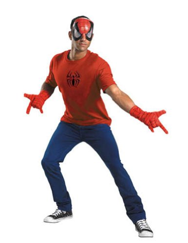 Spiderman Kit Adult Adult Mens Costume