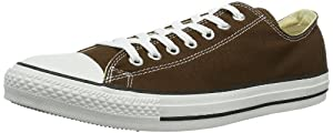 Converse Chuck Taylor All Star Lo-Tops, Chocolate, M5/W7