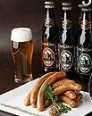 【日本一ウインナー&金賞ビールA (2-3人向)】 世界ランク3位の職人が作るウインナーと、国際大会金メダルビール