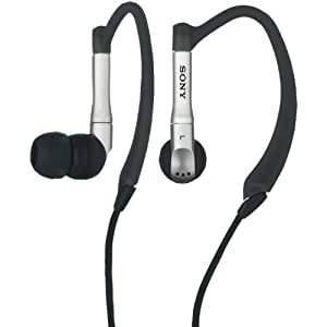 Sony MDR-EX81LP Bud-Style Stereo Earphones (Black) (Discontinued by Manufacturer)