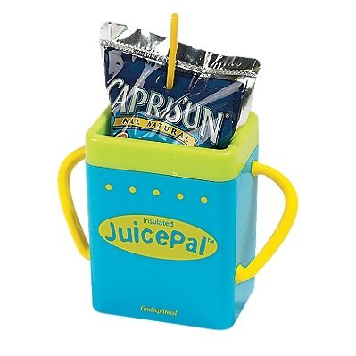 One Step Ahead Juice Pal Insulated Juice Box Holder - 1