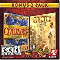 Civilization III Gold Edition / Civ City Rome Bonus 2-Pack
