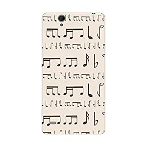 Sony C4 Cover - Hard plastic luxury designer case for Sony C4 -For Girls and Boys-Latest stylish design with full case print-Perfect custom fit case for your awesome device-protect your investment-Best lifetime print Guarantee-Giftroom 476